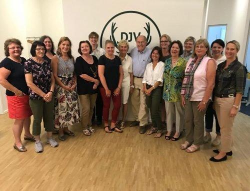 DJV-Jägerinnen-Forum wählt Vorsitzende