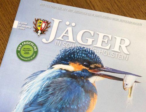 """Zeitschrift """"Jäger in Schleswig-Holstein"""" – Ihre Meinung zählt!"""