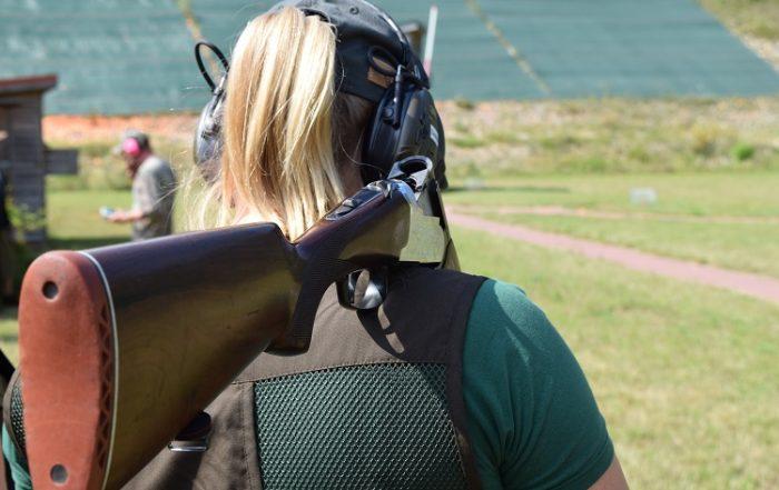 Jagdliches Schießen