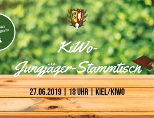 LJV-Jungjäger-Stammtisch auf der Kieler Woche