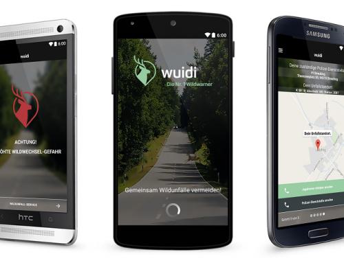 Wildwarner-App: Jägerschaft startet Kooperation für mehr Sicherheit im Straßenverkehr